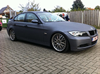 Bmw Grey Finished 3
