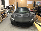 Opel Speedster Finished Front