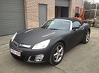 Opel Gt Finished 1