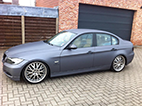 Bmw Grey Finished 2
